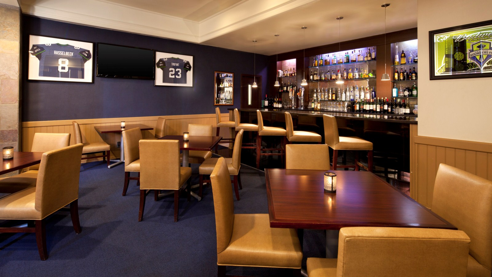 Meeting Space in Bellevue - Bellevue Grille